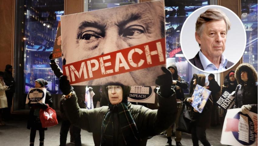 موقع ألماني: لعبة الديمقراطيين لعزل ترامب تعتمد على الحظ