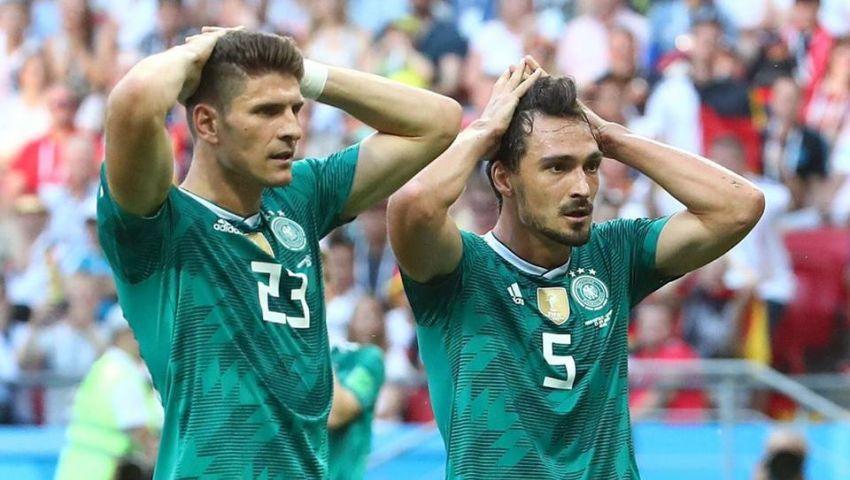 بعد توديع ألمانيا للمونديال مبكرًا .. رواد «تويتر»: «يوم لن تنساه برلين»