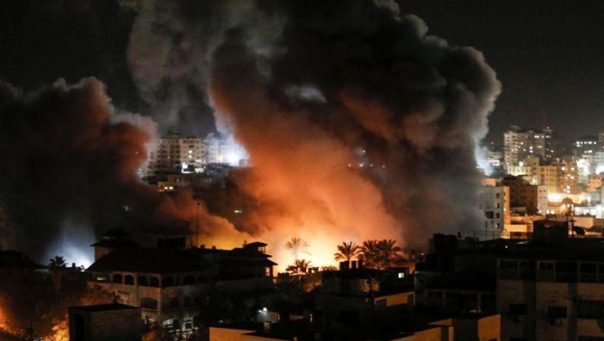 رغم الهدنة.. عدوان إسرائيلي جديد على قطاع غزة