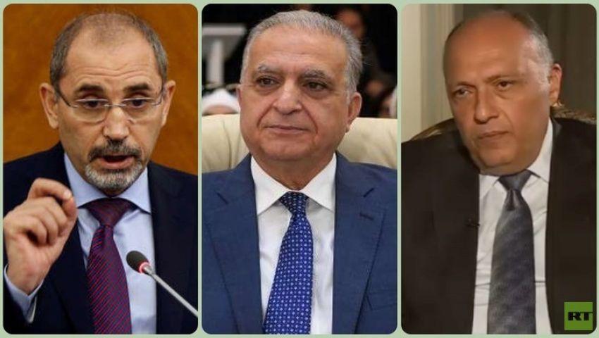 فيديو: اجتماع ثلاثي «أردني- مصري- عراقي» في بغداد.. تعرف على التفاصيل