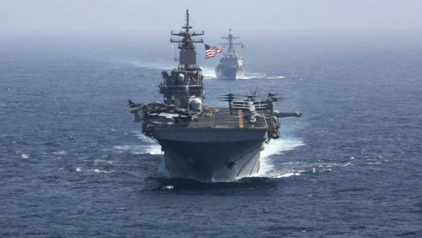 إيران ترد على نشر أمريكا 1500 جندي بالشرق الأوسط
