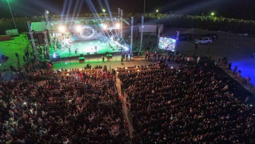 لأول مرة في المملكة.. هذه أول جامعة سعودية تطلق حفلات غنائية