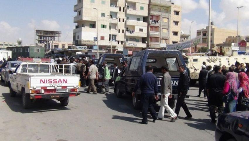 مصدر أمنى: القبض على 40 مشتبهًا به فى تفجير الكنيستين
