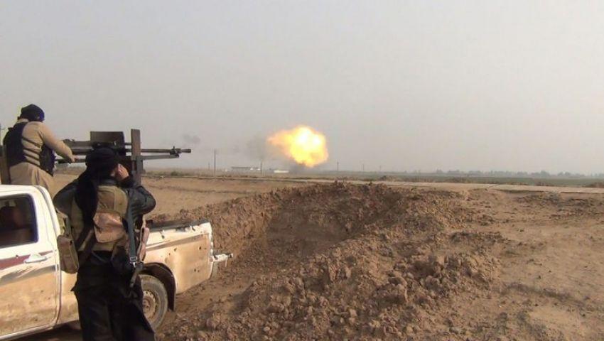 داعش يظهر مجددا في ريف حمص.. التنظيم يطارد الأسد