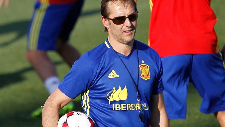لوبيتيجي يتجه لإجراء تغيرات في  تشكيل إسبانيا أمام فرنسا