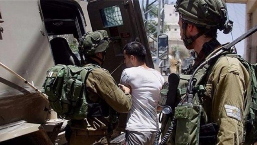للأسبوع الثاني على التوالي.. الاحتلال يعتقل عشرات الفلسطينيين بالضفة