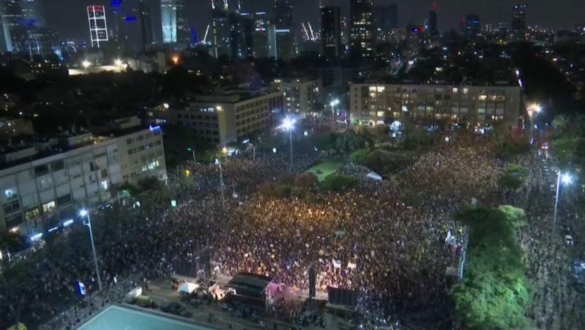 هآرتس: احتجاجات كورونا لنتنياهو.. مثل حرب 73 لجولدا مائير