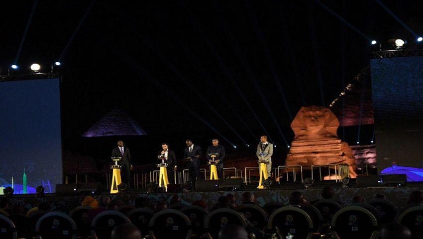 قرعة أمم أفريقيا تخدم منتخب مصر بمجموعة سهلة