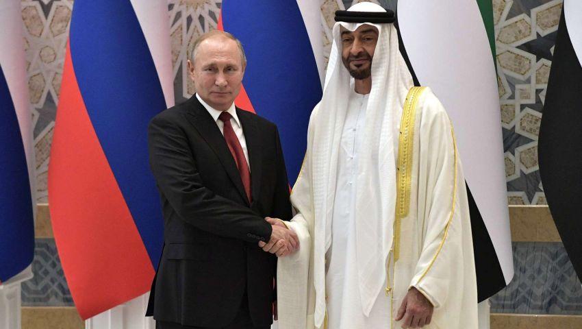 بعد زيارة بوتين.. روسيا والإمارات تعاون استراتيجي أعمق