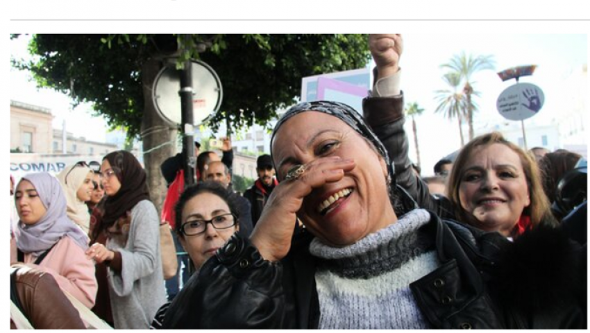 صحيفة ألمانية: هكذا رفع الربيع العربي من شأن المرأة العربية