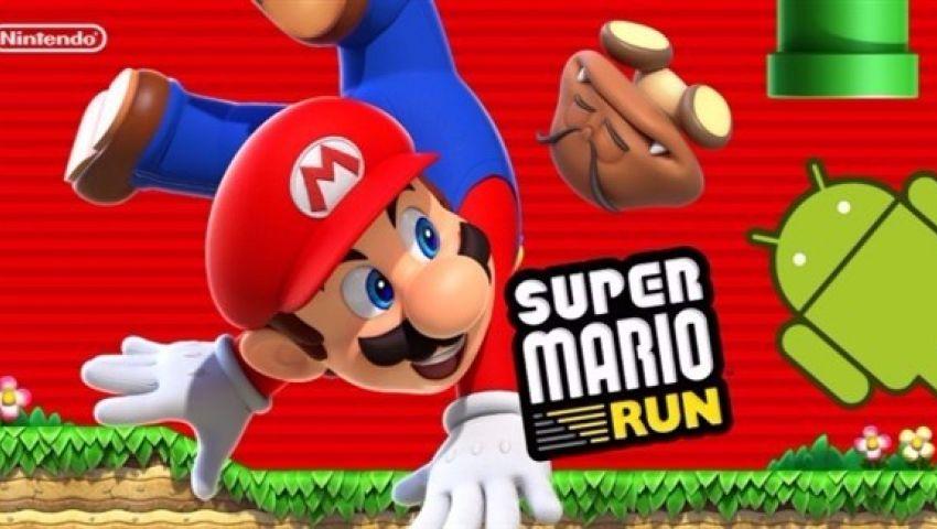 Nintendo تطلق لعبة Super Mario لأجهزة Android