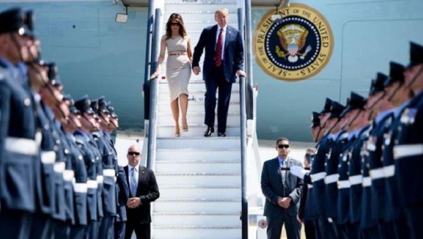 أسوشيتدبرس: ترامب في لندن الإثنين.. زيارة تسيطر عليها السياسة
