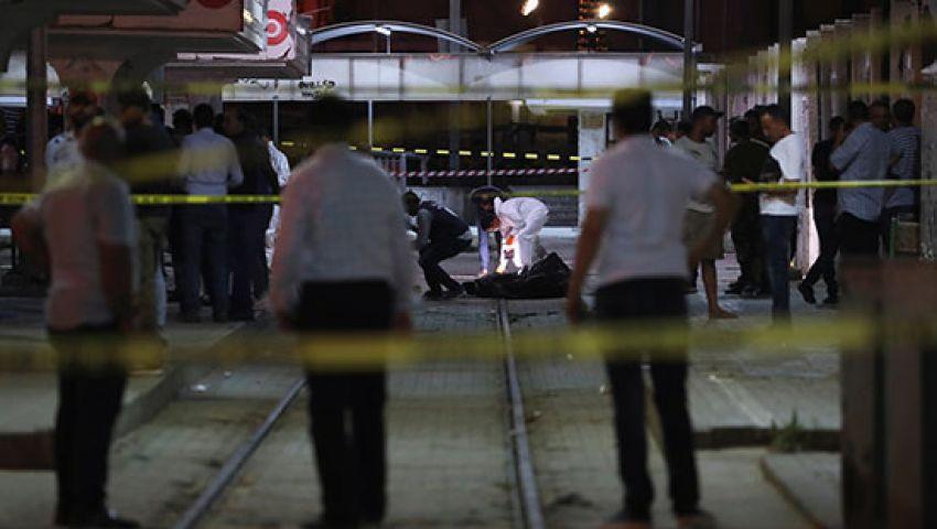 صور وفيديو| تونس.. التفاصيل الكاملة لواقعة تفجير الإرهابي أيمن السمري لنفسه