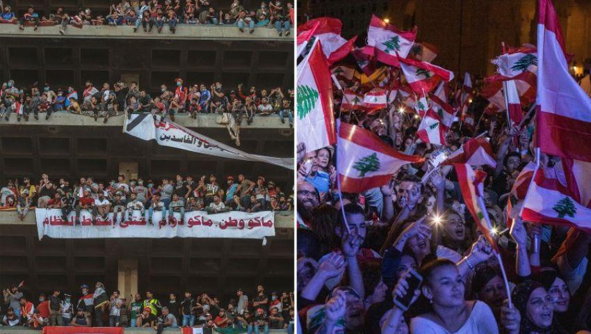 تايم: ربيع عربي يظهر في العراق ولبنان ومخاوف من دموية إيران