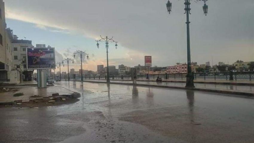 أمطار رعدية خلال ساعات على هذه المناطق.. تعرف عليها