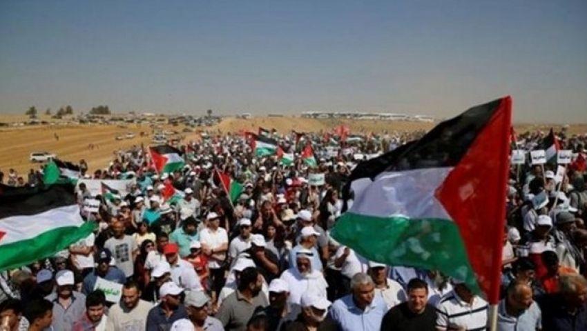 «مليونية العودة وكسر الحصار».. غزّة تتذكّر النكبة