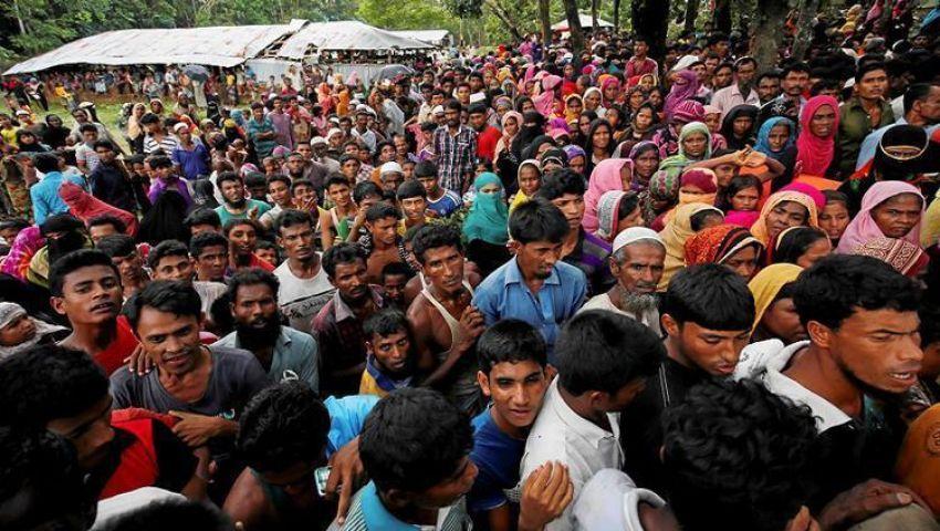 بلا هواتف وبدون عودة آمنة.. «الروهينجا» من نار راخين إلى سجن بنجلاديش