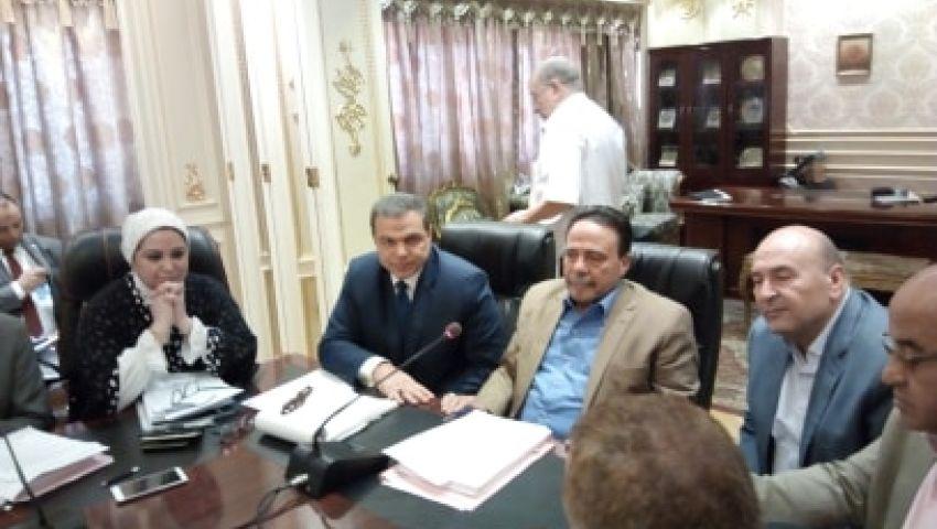 لجنة القوى العاملة بالبرلمان توافق على مشروع الموازنة العامة للوزارة