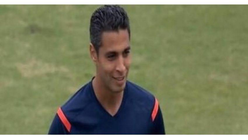 الفيفا يختار أمين عمر ضمن حكام كأس العالم للناشئين