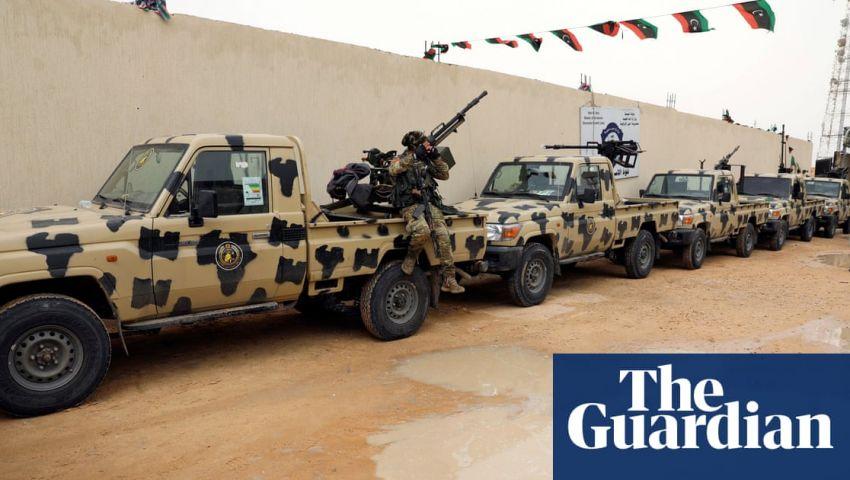 الجارديان: نار ليبيا ستحرق الغرب