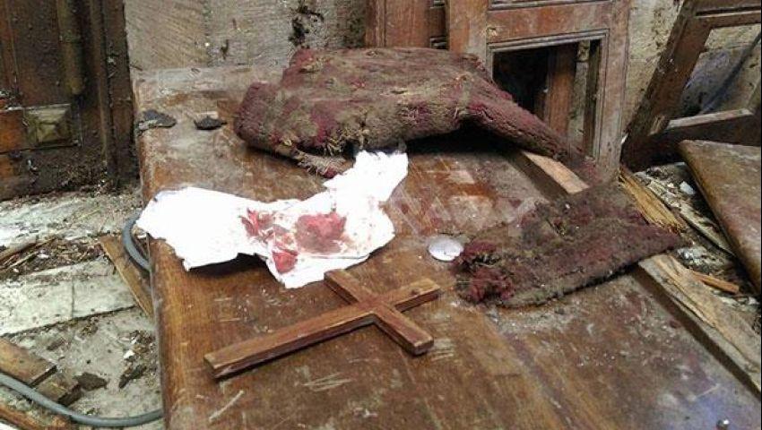محافظ الغربية: انفجار داخل كنيسة مارجرجس بطنطا وسقوط مصابين
