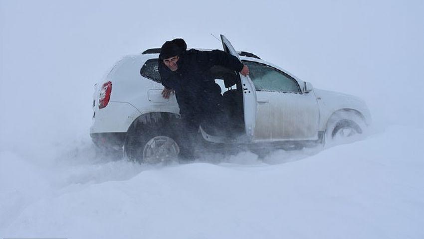 صور| ديلي ميل: فوضى وضحايا.. أوروبا تحت «رحمة» الثلوج