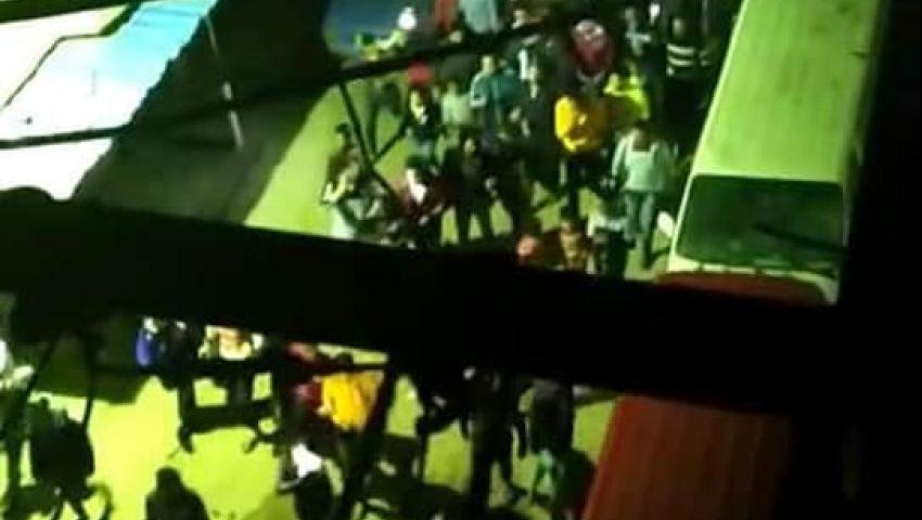فيديو| هل تتسبب تظاهرات كورونا في فرض حظر التجوال؟