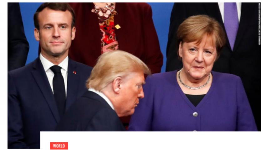 صحيفة ألمانية: ترامب يستشيط غضبًا من علاقة أوروبا بالصين
