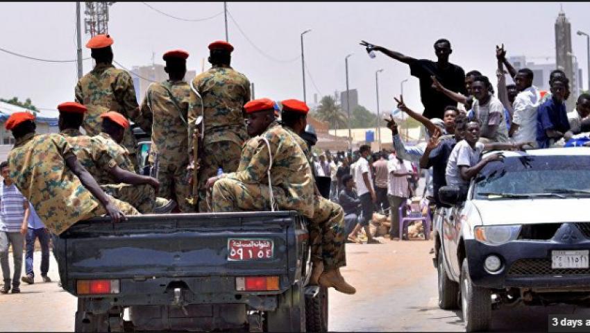 بعد تعليق التفاوض مع المجلس العسكري.. هل يصطدم الجيش بالمعارضة السودانية؟