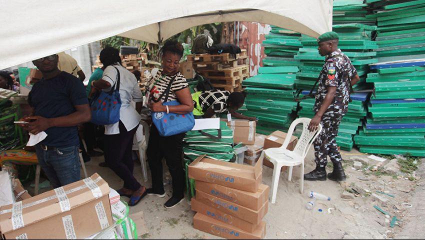 انتخابات نيجيريا على واقع الانفجارات.. مرشحان مسلمان في سباق محتدم متقارب