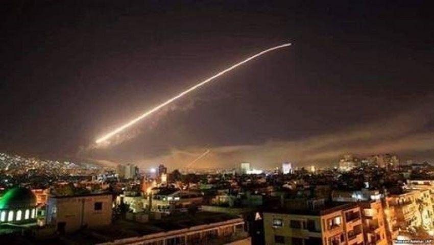 فيديو  مقتل وإصابة العشرات.. القصة الكاملة للقصف الإسرائيلي على سوريا