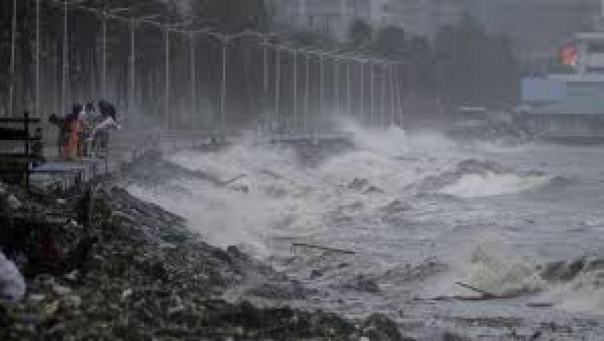 الفلبين تستعد لإعصار «كاموري» القوي