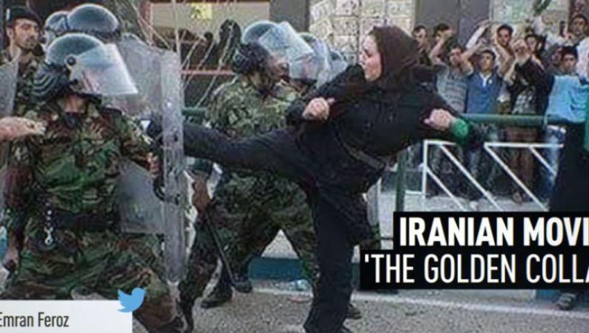 بالفيديو|هكذا غطى الإعلام الأمريكي مظاهرات إيران