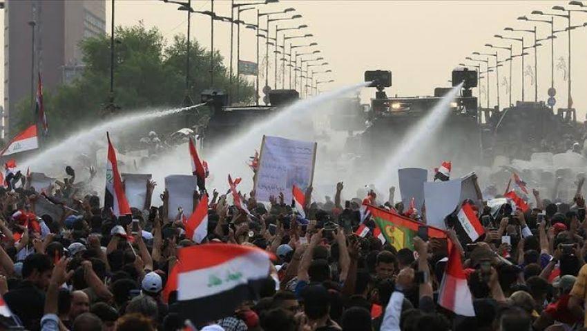 301 قتيل و15 ألف مصاب ضحايا احتجاجات العراق منذ اندلاعها