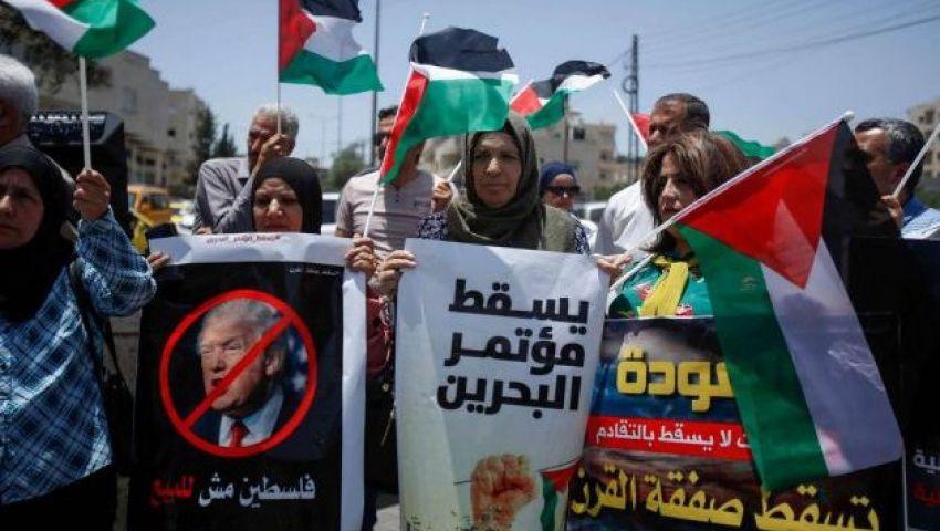 بعيدًا عن الموقف الرسمي.. كيف عبرت الشعوب العربية عن رفضها لـ «مؤتمر البحرين»؟
