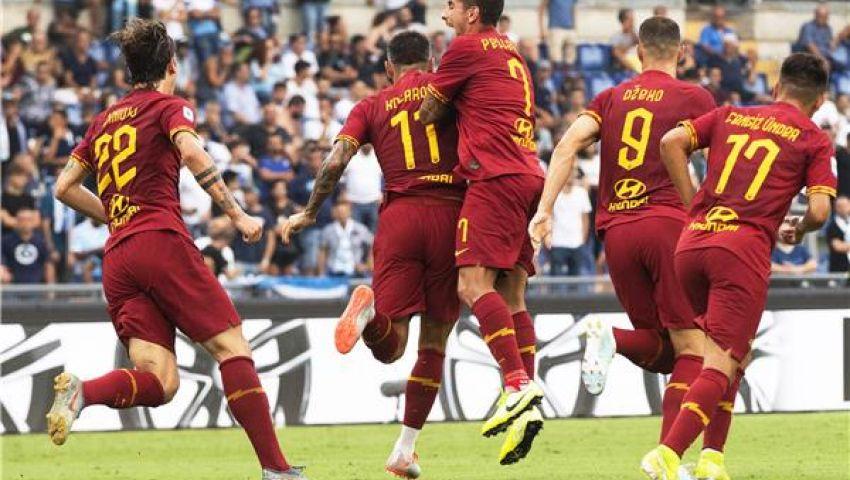 بالفيديو.. روما الإيطالي يدك حصون إسطنبول باشاك شهير التركي في الدوري الأوروبي
