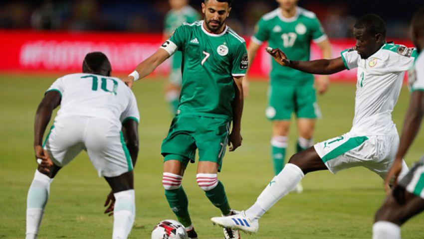 بالفيديو| أبرز أرقام نهائي أفريقيا بين الجزائر والسنغال