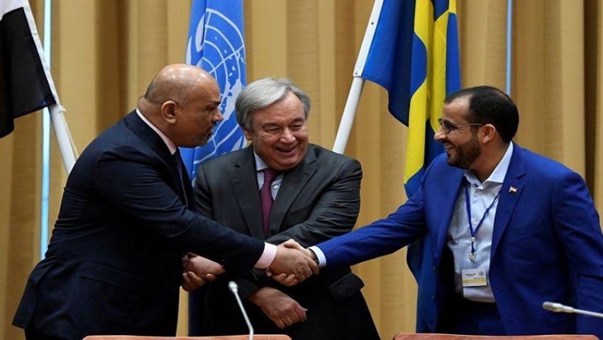 وسط خروقات حوثية  في اليمن.. هل تنجح المحاولات الأممية في إنقاذ اتفاق السويد؟