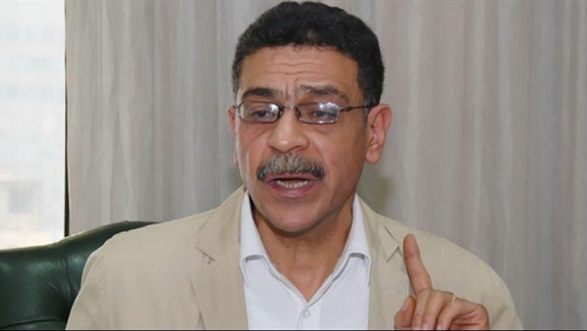 جمال فهمي: الحكم على نقيب الصحفيين رسالة خطيرة ضد حرية الرأي والإعلام