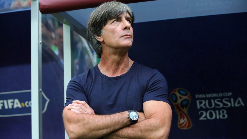 المدير الفني لمنتخب ألمانيا يتخذ هذا الإجراء بعد الخسارة من المكسيك