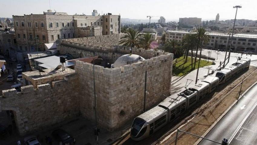 «ترام القدس» يثير حفيظة الفلسطينيين.. لماذا تصر عليه «إسرائيل»؟