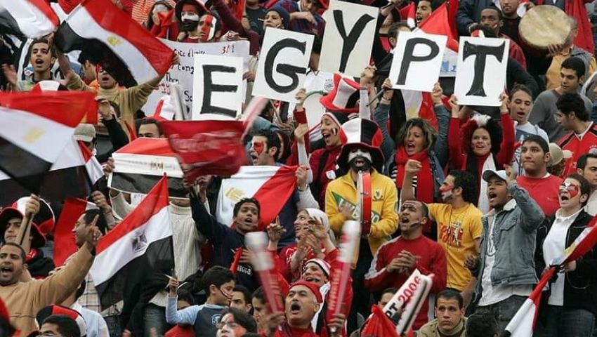 شجع مصر.. أغانٍ تدعم منتخب مصر في كأس الأمم الإفريقية 2019