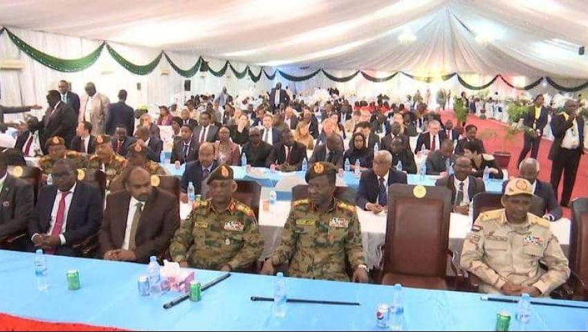 انطلاق مفاوضات السلام السودانية في «جوبا».. مطالب الحركات المسلحة على منضدة الحكومة