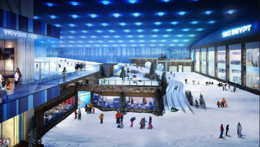 موقع ألماني: «القطب الشمالي» المصري ينعش السياحة