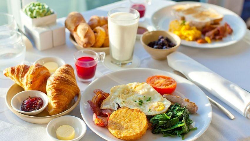 6  أخطاء في الإفطار تتسبب في زيادة الوزن