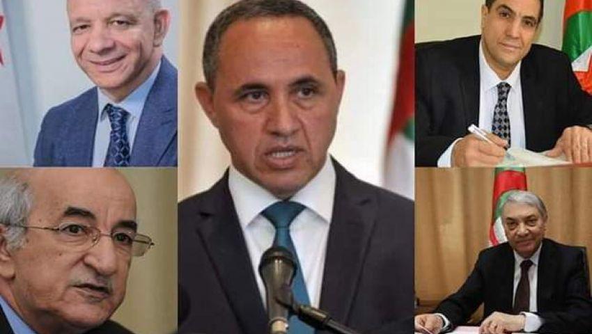 «ولاية خامسة بدون بوتفليقة».. تعرف على المرشحين الخمسة لرئاسة الجزائر