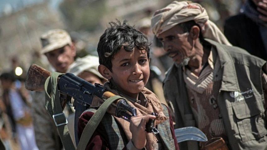 منظمة دولية توثِّق مقتل 335 طفلًا يمنيًّا خلال عام