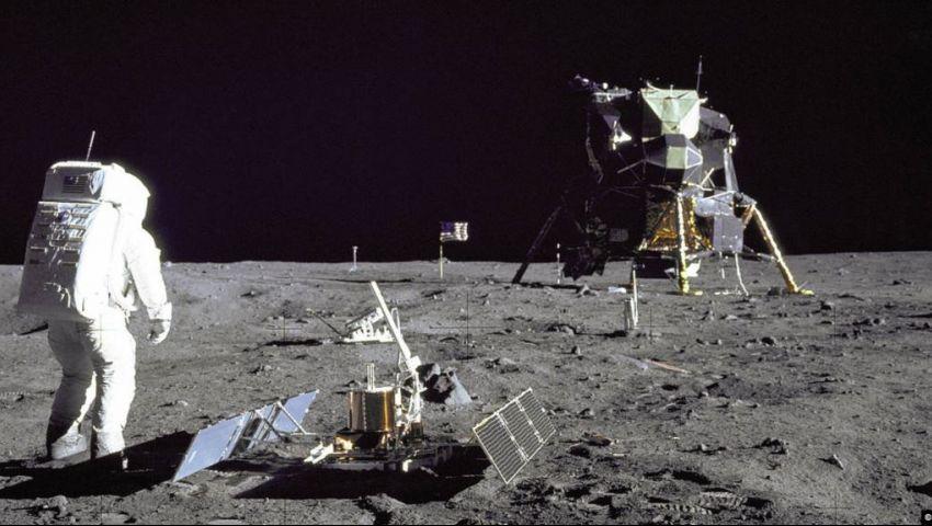 بقيمة 1.8 مليون دولار.. ناسا تشتري تسجيلات أول هبوط على سطح القمر