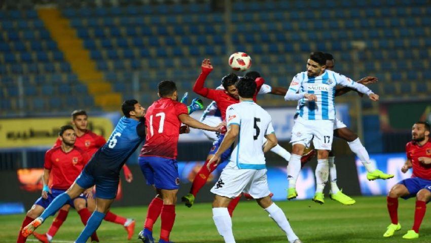 3 خيارات تحاصر «مباراة الأزمة» بين الأهلي وبيراميدز