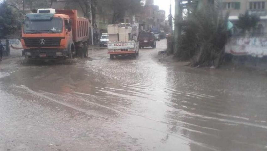 فيديو: أمطار على القاهرة.. تعرف على حالة طقس الأحد 10 فبراير